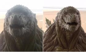 The New Anime Godzilla Has An Old, Dumb Face