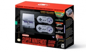 SNES Classic Pre-Orders Go Up In The Middle Of The Night, Sell Out Immediately