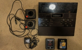 Super Rare Atari 2700 Found At California Thrift Store