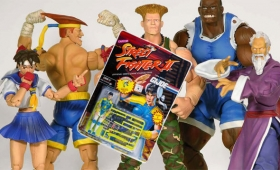 25 Years Of Street Fighter Toys, Starting With The Worst