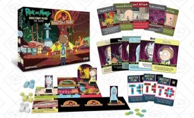 Add Rick and Morty Anatomy Park to Your Board Game Collection For $25