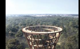 胸アツ過ぎ!デンマークに建てられる「神々過ぎる塔」が超絶美しい件