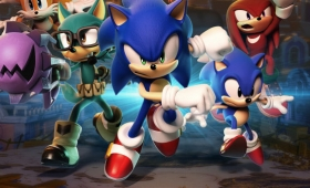 Sonic Forces will release November 7.