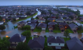 YouTubers Are Broadcasting Their Perspective Of Hurricane Harvey