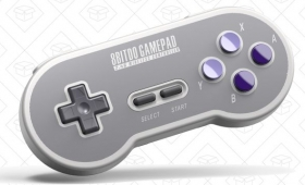 8Bitdo Is Here To Save You From SNES Classic Controller Cord Hell