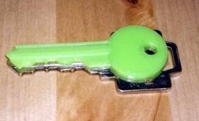 3Dプリンターで写真から家の鍵を複製することは可能である