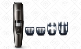 Trim Your Hair, Beard, and Manscape With This $40 Philips Multigroom