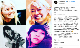 小室哲哉、結婚記念日に何故か「KEIKO」のすっぴんを公開!