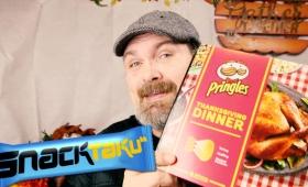 Snacktaku Eats An Eight-Course Pringles Thanksgiving Dinner