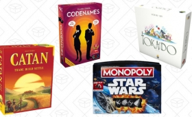 Buy Two Board Games of Your Choice From Amazon, Get a Third Free