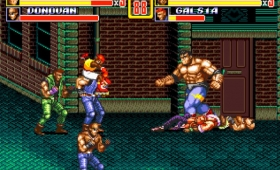 The Dystopian Journey Of Streets of Rage 2