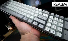 Vortex Vibe Keyboard Review: Smaller By The Numbers