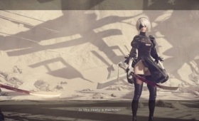 The Tragic Sidequests From Nier Automata's Machine Village