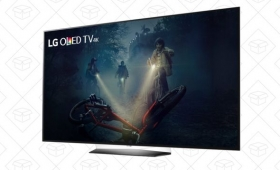 Get Lost In the Pitch Black Depths Of These Discounted LG OLED TVs