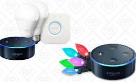 Get An Echo Dot For Just $5-$10 When You Bundle It With Smart Lights