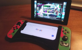 Joy-Con Grips Are A Lot More Useful With Smartphones In Them