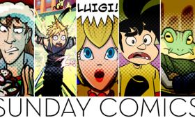 Sunday Comics: Still Super Mad