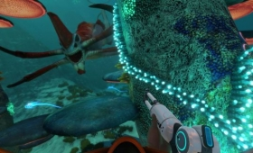 Players Find Subnautica Time Capsule With Early Dev Ideas
