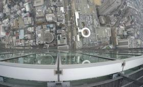 日本一高いビルの屋上を命綱1本で渡りきるアトラクション「エッジ・ザ・ハルカス」を実際に体験してみました