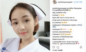 美人偏差値高すぎ!タイの看護師があまりにも美人すぎると話題に