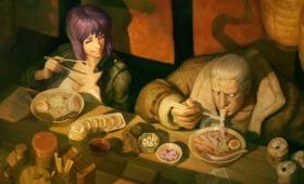 Noodle Time, Major