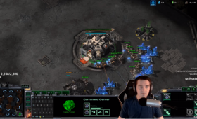 Master League StarCraft II Player Shows Off His Incredible Skills