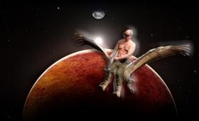 プーチン大統領、2019年に火星上陸を目指す。ロシアの有人火星探査計画を発表。