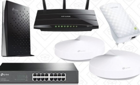 Upgrade Every Aspect Of Your Home Network With This One-Day Amazon Sale
