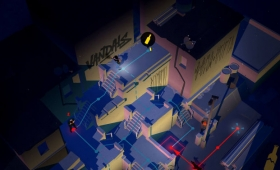 Vandals is a turn-based graffiti game.
