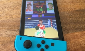 The Original Arcade Punch-Out Plays Great On Switch