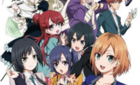 Over the weekend, it was announced that there is a Shirobako anime feature movie planned.