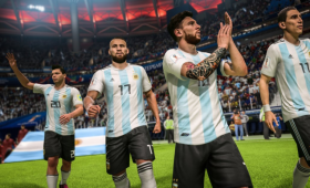 FIFA 18 will get a free World Cup update on May 29 on Xbox One, PS4, Switch, and PC.