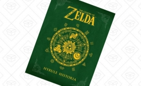 Brush Up On Your Zelda History With This $22 Hardcover Book