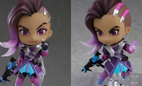 A Little Sombra Figure For Overwatch Fans