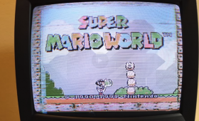 Programmer Hacks Cartridge To Run SNES Games On The NES