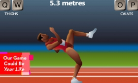 QWOP turned failure into comedy and found viral immortality