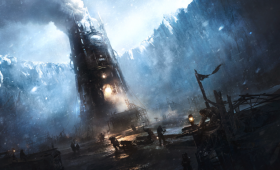 You Should Be Playing The Brutal City Builder Frostpunk