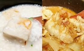 だしの味わいを生かした「おだし東京」の「焼き鱧だしの冷たいお粥&和風カレー鍋」を食べてきた