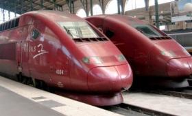 ヨーロッパを1日かけて電車移動できる距離が西と東で全然違うことが明らかに
