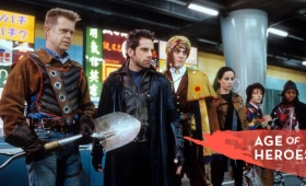 Mystery Men clumsily spoofed superhero movies before the genre even really took flight