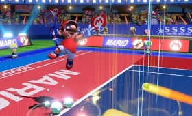 Mario Tennis On Switch Is Mostly Fun (But Frustrating)