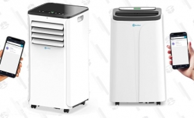 Beat The Summer Heat With These Alexa-Enabled Portable Air Conditioners