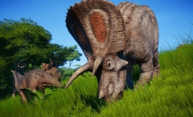Jurassic World Evolution Is A Clumsy But Fun Park Builder