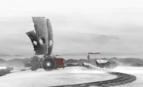 FAR: Lone Sails Is A Pleasant Ride Through The End Of The World