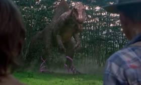 なぜ履かせたし。もしも「ジュラシック・パーク」の登場人物がすべてハイヒールを履いていたら?(含恐竜)
