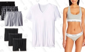 Refresh Your Underwear Collection With This Calvin Klein Sale