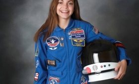 誰よりも先に火星に行きたい。火星有人着陸、最初の人類になるべくNASAで訓練を受ける17歳の少女(アメリカ)