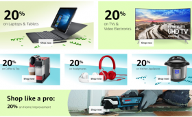 Take An Extra 20% Off Already-Discounted Amazon Warehouse Purchases