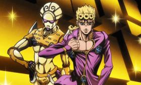 「ジョジョの奇妙な冒険 黄金の風」アニメキービジュアル&ジョルノのキャラクターPV公開