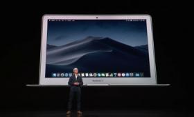 ついに新型「MacBook Air」が登場、Retinaディスプレイ搭載&より薄型に進化